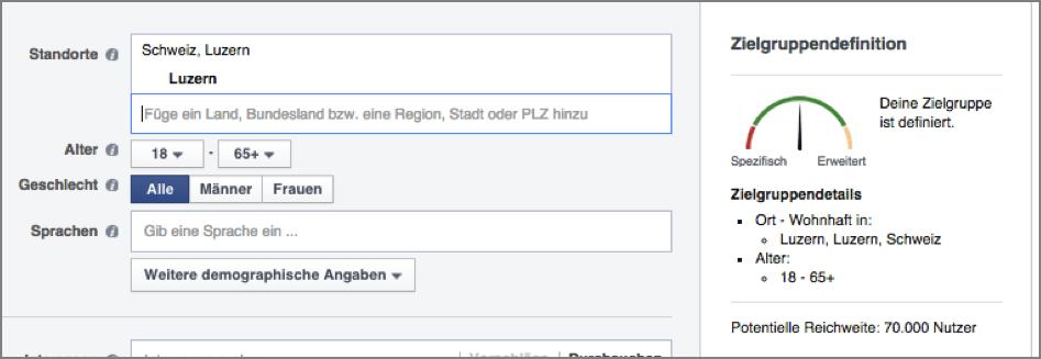 FacebookWerbungStadtLuzern