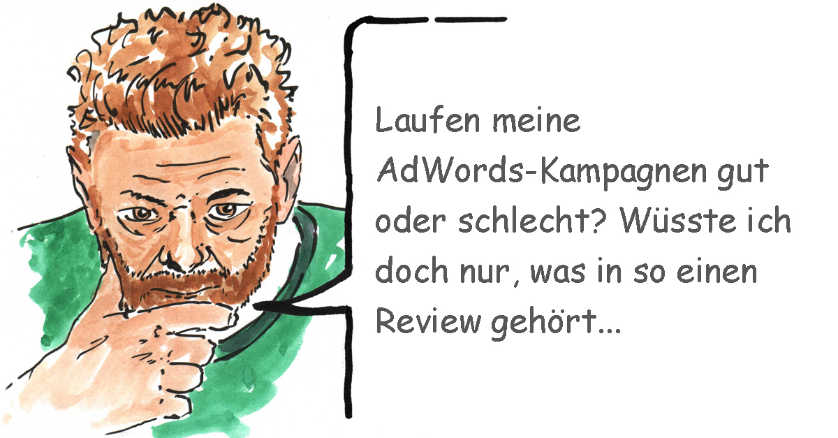 AdWords-Review-Artikel