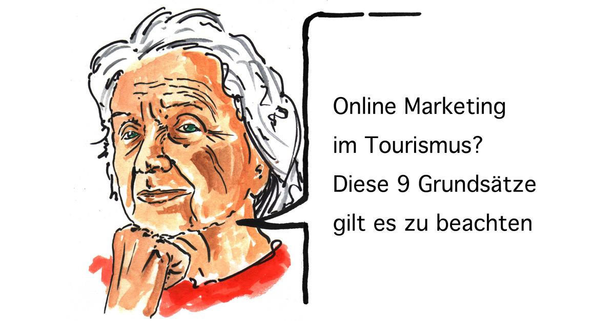 Online Markeitng Tourismus